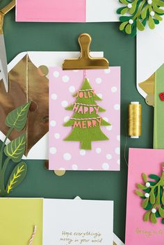 Christmas Cards – The House That Lars Built for Hallmark Easy Christmas Crafts, Noel Christmas, Little Christmas, Christmas Cards, Christmas Decorations, Christmas Ornaments, Hallmark Christmas, 242, Merry And Bright
