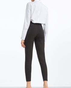 JOGGING TROUSERS-View All-TROUSERS-WOMAN   ZARA United States