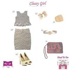 Kat Rose Fashion Head To Toe: Classy Girl