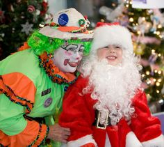Tell your kids to start their Christmas lists! Santa will be at Festival of Trees from 10 a.m. to 12 p.m. and 2 p.m. to 5 p.m. on Saturday, November 23 and 12 p.m. to 4 p.m. on Sunday, November 24! #FOTColumbia2013 #ColumbiaSC