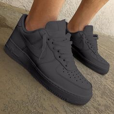 Grey Nike Air Force 1