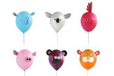 Air Heads Animal Balloon Kit   moddea