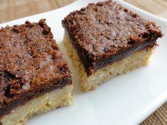 Kruha i. Kolachi Recipe, Oatmeal Fudge Bars, Eat Dessert First, Cookie Recipes, Food And Drink, Cookies, Sweet, Desserts, Sheet Cakes