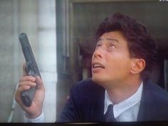 Hiroshi Tachi with Colt Govermant