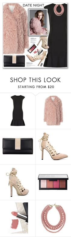 """""""LOVE YOINS"""" by nanawidia ❤ liked on Polyvore featuring A.L.C., NARS Cosmetics, Sigma and BaubleBar"""