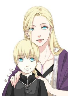 Ino and Inojin - Naruto Shippuden movie 7, the Last