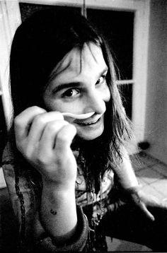 "soundsof71: ""Ozzy Osbourne, 1971. Stop that. (Photo: Chris Walter) """
