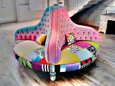 Squint is a british design company which produces luxury, bespoke, hand-crafted exuberant furniture & home accessories.