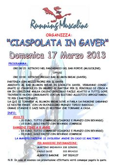 Ciaspolata In Gaver a Muscoline http://www.panesalamina.com/2013/8444-ciaspolata-in-gaver-a-muscoline.html