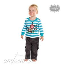 Mud Pie Children's Clothing on sale now through tomorrow!  www.facebook.com/AndSewOnBCS
