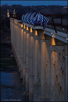 Madrid High Bridge | Flickr - Photo Sharing!