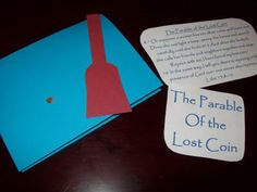 April's Homemaking: Parable of the Lost Coin Craft