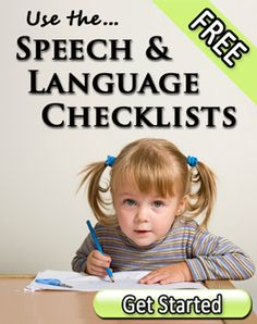 Some great free SLP resources - checklists, test descriptions, the works!