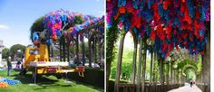 90,000 Colorful Plastic Ball Installation Inspired by Monet