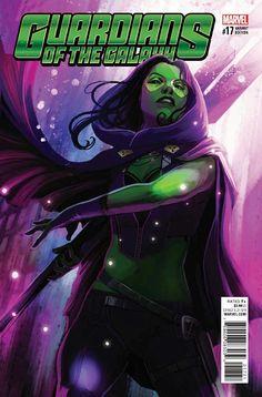 Guardians of the Galaxy    Gamora variant