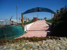 Vista desde Jardín de Fiestas Calypso Gardens