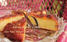 Le gâteau de fruit à pain est une recette typiquement antillaise, dont la…