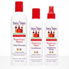 Fairy Tales Rosemary Repel® Lice Prevention Hair Care  ** Follow me on www.MommasBacon.com **