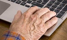 Lower rates of depression found in older people who use the internet