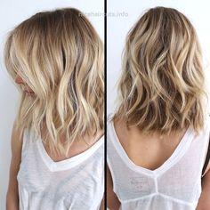 Balayage Medium Hairstyles – Balayage Hair Color Ideas for Shoulder Length Hair… Balayage Medium Hairstyles – Balayage Hair Color Ideas for Shoulder Length Hair http://www.nicehaircuts.info/2017/05/22/balayage-medium-hairstyles-balayage-hair-color-ideas-for-shoulder-length-hair-3/