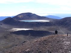 Nearly one million people each year visit Tongariro National Park, NZ's first national park and the World's fourth. Description from joeyabroad.wordpress.com. I searched for this on bing.com/images