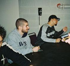 Brad Delson,Mike Shinoda