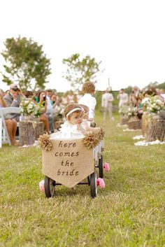 18 Cute Flower Girl Photos ❤ When people think about the wedding, they think bride, bridesmaids, but let's don't forget about little princess - flower girl, this cute bride-in-training. See more: http://www.weddingforward.com/flower-girl-photos/ #weddings #flowergirl