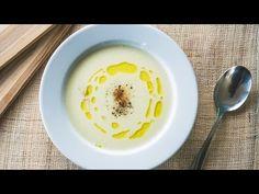 Przepis na zupę szparagową krem z białych szparagów. Łatwy w wykonaniu, a zupa po prostu przepyszna.