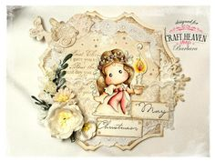 Cards by Barbara: Layers... for Craft Heaven Shop