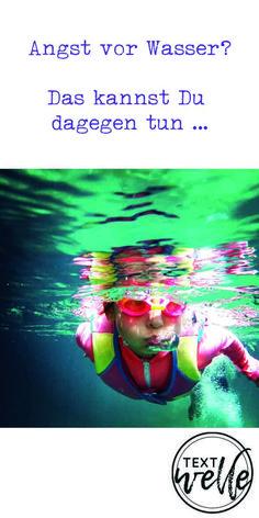 Bist Du eine Wasserratte oder hast Du Angst vor Wasser? Kannst Du schwimmen? Wenn Du einmal eine schlechte Erfahrung gemacht hast, kann sich das auf Deine Einstellung zu Wasser auswirken. Aber auch als Erwachsener kannst Du Deine Angst verlieren und auch schwimmen lernen! Lies hier was Du tun kannst um schon im nächsten Urlaub Deine Angst zu überwinden. #wasser #schwimmen #urlaub #sommer #ferien #meer #freibad #tauchen #kinder #erwachsene Angst, Confident Children, Reading, Movie Posters, Nice Things, Hobbies, Collage, Sport, Fitness