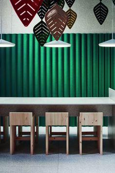 scala abstracta arbeit bilder ideen akustische wandplatten bro design