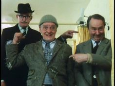 Last of the Summer Wine - Episode 54: Getting Sam Home - Telling Sybil who baked the buns for Sam.