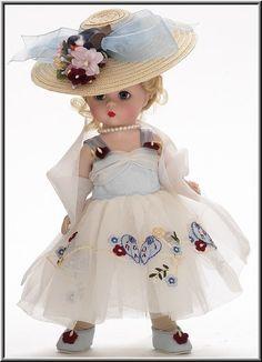 "8"" Madame Alexander ""Shadow Bluebird.""  A sweetheart!"