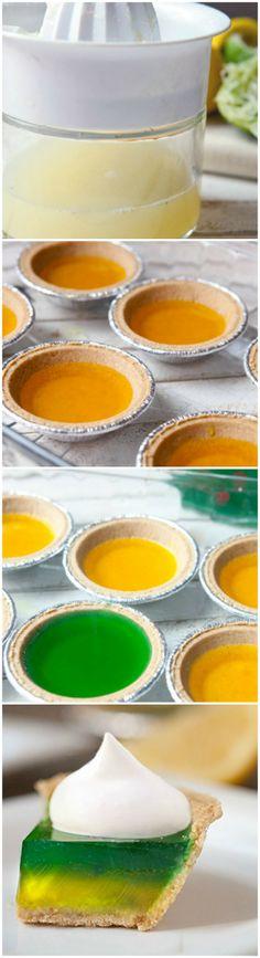Double Rainbow Cake Jello Shot | Recipe | Jelly Shots, Jelly and Cakes