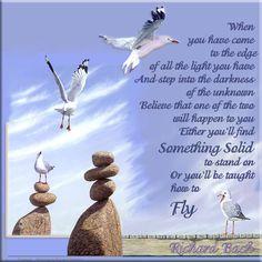 richard bach quotes | jonathan the seagull Richard Bach | Digital Scrapbooking at Scrapbook ...