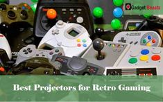 Gaming Projector, Projector Reviews, Best Projector, Apps, Play, Gadgets, Projectors, Check, Retro Games