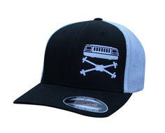 Grille & Axles ZJ Meshback Flexfit Hat