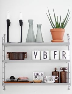 Via Eenig Wonen | String Pocket | Design Letters | Normann CPH Heima