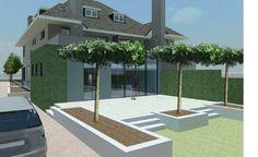 Gartengestaltung Portfolio – ALDA Landscapes Garden Desig … - New ideas Terrace Floor, Contemporary Garden Design, Balkon Design, Backyard, Patio, Garden Planning, Garden Inspiration, Modern Architecture, Outdoor Living