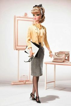 Barbie office!!!!@@@@¡¡¡¡.....http://www.pinterest.com/luanndull/barbieback-in-the-day/ €€€€€€€€€€€€€€€€€€€€€€€€€€€€€€€€€