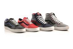 Vans Leather California Reissues Pack | Hypebeast