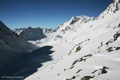 Stubaier Alps, Austria Alps, Trekking, Austria, Mount Everest, Snow, Mountains, Natural, Travel, Viajes