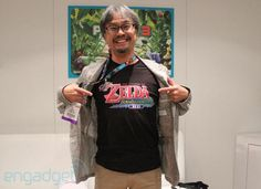 Eiji Aonuma Makes Every Zelda Game as if it was His Last, But Returns to seek Perfection | #TWWHD