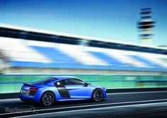 Our weekender:  Audi R8 V10 Plus 2013