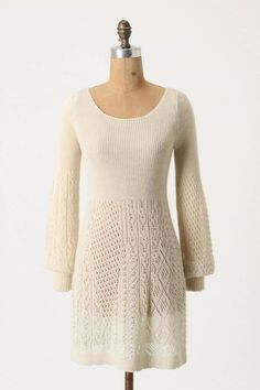 Nice Sweater Dress what a lovely sweater from anthro!... Check more at https://24myshop.tk/my-desires/sweater-dress-what-a-lovely-sweater-from-anthro/