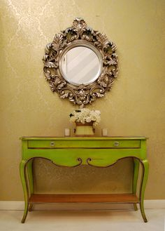 Decorating With Console Tables