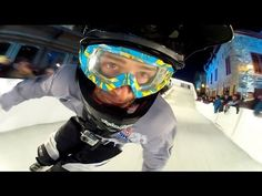 GoPro: Red Bull Crashed Ice 2012 - Downhill Ice Cross
