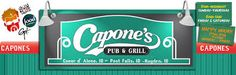 Capones - Coeur d'Alene, ID As they say...MORE TAPS THAN TABLES!
