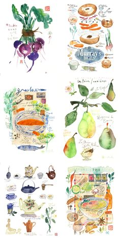 food-art-prints-lucilles-kitchen