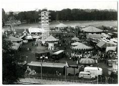 kermis op het malieveld den haag 1949